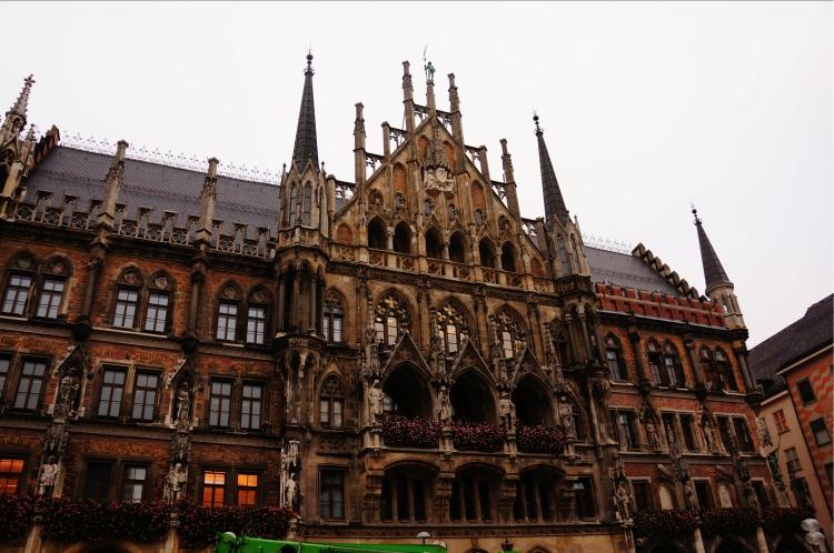 München Glockenspiel