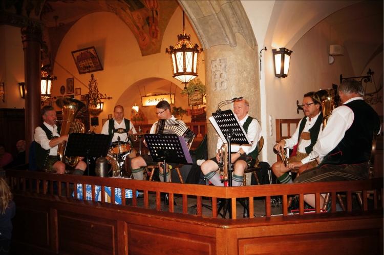 Bavyera'lı çalgıcılar