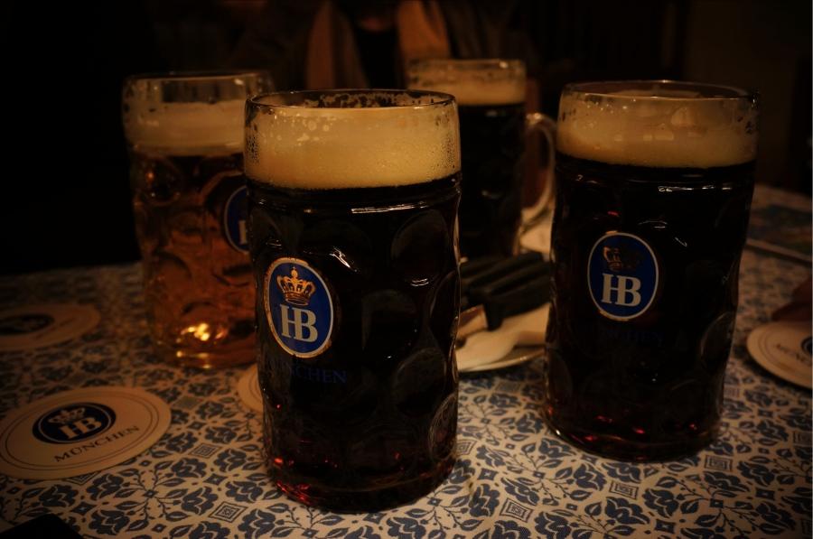 Hofbrauhaus birası