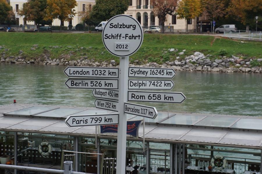 Dünya ve Salzburg