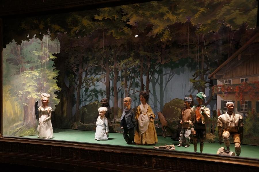 Marionette Museum - Kuklalar