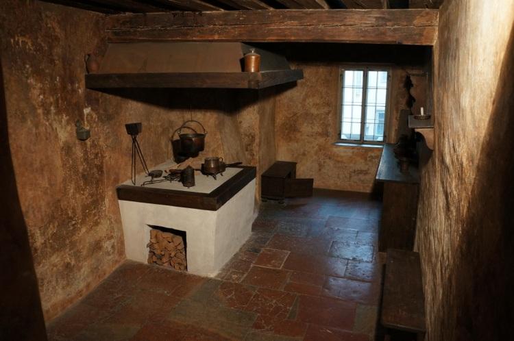 Evin mutfağı