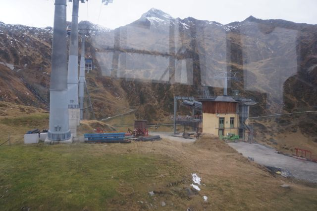 Kitzsteinhorn'a çıkış-2