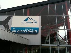 Kitzsteinhorn'a çıkış-5