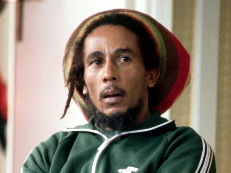 Bob Marley ve beresi :)