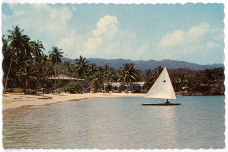1950'lerde Jamaica Inn