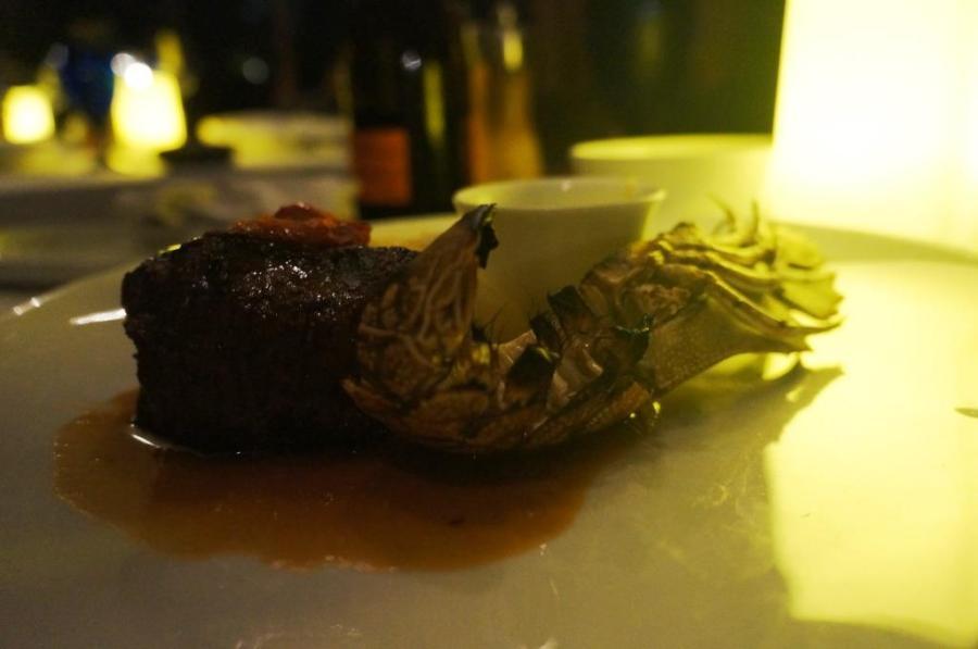 Bonfileyle ıstakoz yemedik demeyiz :)