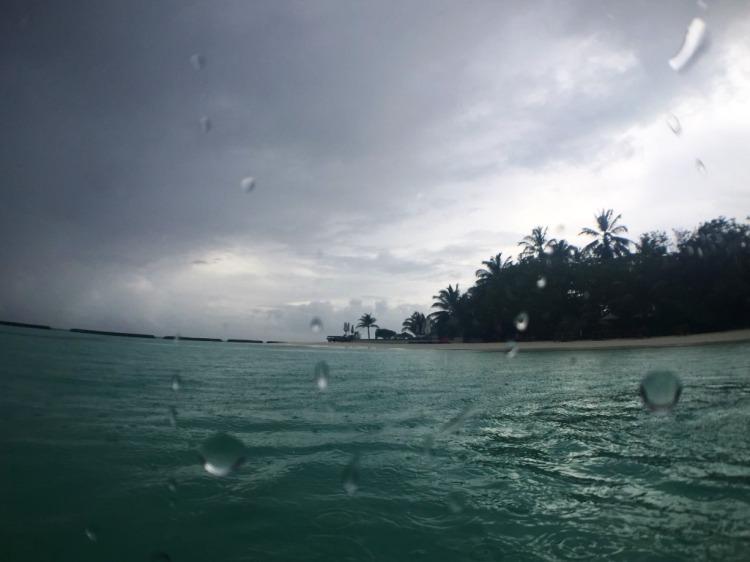Bu da yağmurlu hali, kötü mü şimdi??