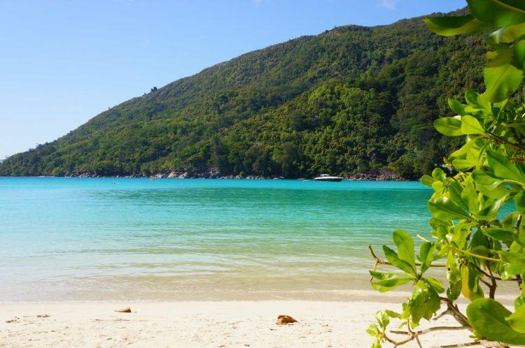 Seyşeller - Port Launay Sahili